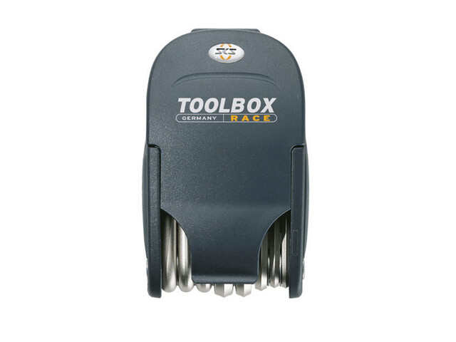 SKS Toolbox Race Multitool schwarz